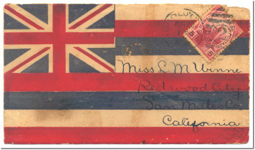 Hono 28Aug98 Hawaiian flag