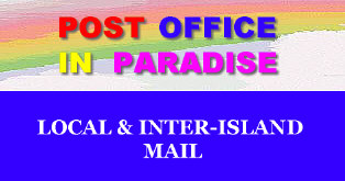 Local & Inter-island Mail