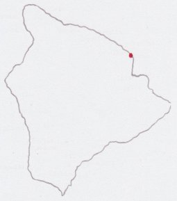 Kaupakuea location