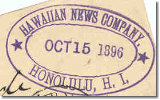Hawaiian News Co Chang