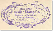 Hawaiian Stamp Co 24Apr94