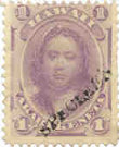 Specimen overprint on mauve