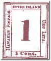 1¢ red forg